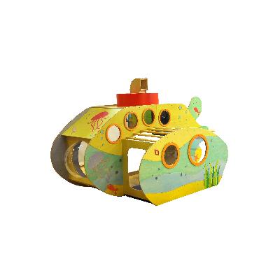 sommergibile-gioco-simbolico-scola d'infanzi-merlino